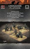 15mm WW2 German Grenadier Platoon (40 figs) (Plastic)