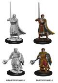 D&D Nolzur's Marvelous Minis - Male Human Cleric (2)