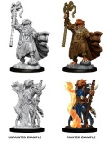 D&D Nolzur's Marvelous Minis - Female Dragonborn Sorcerer (2)