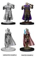 D&D Nolzur's Marvelous Minis - Minsc, Human Ranger & Delina, Moon Elf Sorcerer (2)