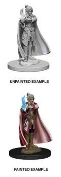 D&D Nolzur's Marvelous Minis - Delina, Moon Elf Sorcerer