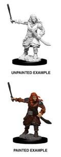 D&D Nolzur's Marvelous Minis - Female Bandit