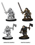 Pathfinder Deep Cuts - Dwarf Female Barbarians (2)