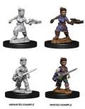Pathfinder Deep Cuts - Female Halfling Rogues (2)