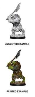 Pathfinder Deep Cuts - Orc Warrior