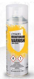 Spray - MUNITORUM VARNISH (Satin Varnish)