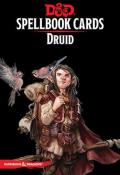 D&D 5th Ed. - Spellbook Cards - DRUID SPELL DECK (131 Cards) New print!