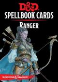 D&D 5th Ed. - Spellbook Cards - RANGER SPELL DECK (46 Cards) New print!