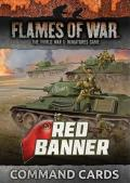 Flames of War - Russian Red Banner Command Cards (44)