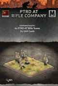 15mm WW2 Russian PTRD AT Rifle Company (6 Teams) (Plastic)