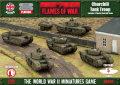 15mm WW2 British Churchill Tank Troop (5)