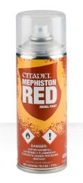 Spray - MEPHISTON RED SPRAY