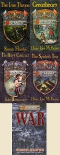 BIRTHRIGHT NOVEL COLLECTION (used)