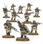 Astra Militarum - CADIAN SHOCK TROOPS INFANTRY SQUAD (Repack)