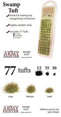 MŰFŰ - mocsári fűcsomó / SWAMP TUFT (6mm)