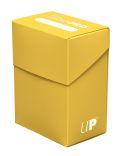 KÁRTYATARTÓ DOBOZ / DECK BOX - Solid - Yellow