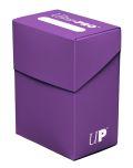 KÁRTYATARTÓ DOBOZ / DECK BOX - Solid - Purple