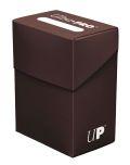 KÁRTYATARTÓ DOBOZ / DECK BOX - Solid - Brown