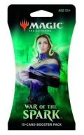 MTG - WAR OF THE SPARK Booster Pack (Sleeved)
