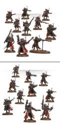 Adeptus Mechanicus - SKITARII (RANGERS / VANGUARD) (Repack)