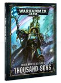 Chaos Space Marines - CODEX: THOUSAND SONS (HB)