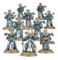 Chaos Space Marines - THOUSAND SONS RUBRIC MARINES