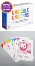 UNSTABLE UNICORNS Card Game (2-8)