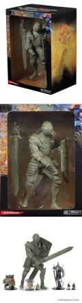 D&D Icons of the Realms Miniatures - WALKING STATUE OF WATERDEEP - THE HONORABLE KNIGHT (1)