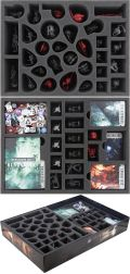 Warhammer - Feldherr Foam Tray Set for Warhammer Quest: Blackstone Fortress Board Game Box