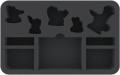 Warhammer - Feldherr HSMENE050BO Foam Tray for Warhammer Underworlds: Nightvault - Thundrik's Profit