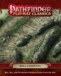 Pathfinder Flip-Mat Classics - HILL COUNTRY