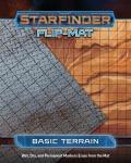 Starfinder Flip-Mat - BASIC TERRAIN