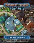 Starfinder Flip-Mat - URBAN SPRAWL