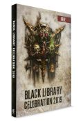 BLACK LIBRARY CELEBRATION 2019 - free with any Warhammer book order above 10.000 HUF