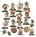 Blood Bowl - NURGLE'S ROTTERS Chaos Team