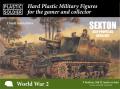 15mm WW2 British Sexton Self-Propelled Artillery