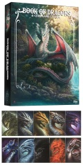 BOOK OF DRAGONS Card Game (Retail) (1-8)