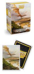 KÁRTYAVÉDŐ / DECK PROTECTORS - Dragon Shield Classic Art Sleeves - The Oxbow (100) Ltd. Ed.