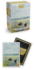 KÁRTYAVÉDŐ / DECK PROTECTORS - Dragon Shield Classic Art Sleeves - Poppy Field (100) Ltd. Ed.