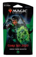 MTG - Core Set 2020 - GREEN Theme Booster Pack