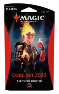 MTG - Core Set 2020 - RED Theme Booster Pack