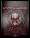 D&D 5th Ed. - BALDUR'S GATE - DESCENT INTO AVERNUS Ltd. Ed.