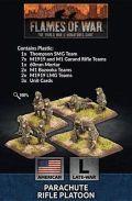 15mm WW2 US Parachute Rifle Platoon (Plastic)
