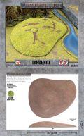 15mm WW2 Scenery - Large Hill (1) - 15mm/30mm