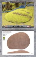 15mm WW2 Scenery - Extra Large Hill (1) - 15mm/30mm