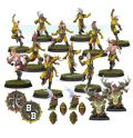 Blood Bowl - ATHELORN AVENGERS Wood Elf Team