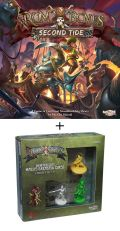 RUM & BONES: SECOND TIDE (2-6) + MAZU'S DREADFUL CURSE Heroes Set #1