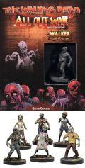 The Walking Dead: All Out War - WALKER Booster (6)