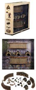 Pathfinder Battles - Legendary Adventures - GOBLIN VILLAGE Premium Set