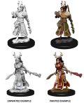 D&D Nolzur's Marvelous Minis - Female Human Druids (2)